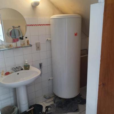 Boiler remplacer 1