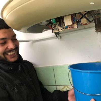 Vidange boiler electrique